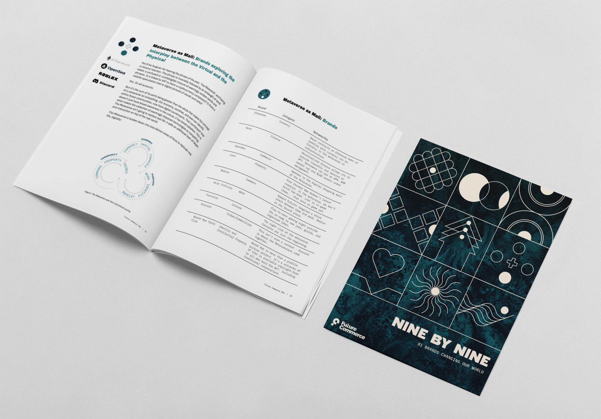 Future Commerce 9x9 2021 Commerce Report