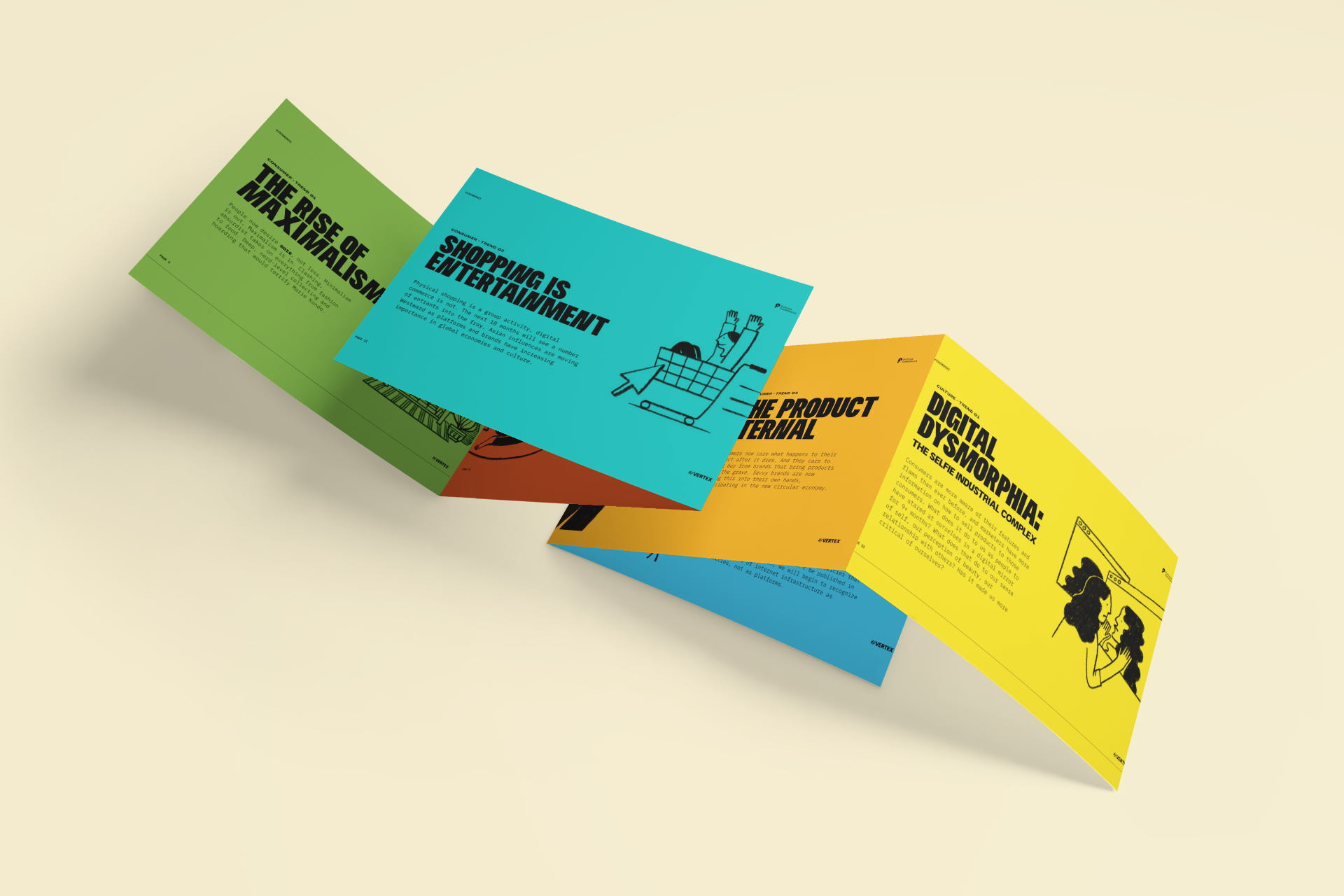 mockup-featuring-two-trifold-brochures-placed-against-a-solid-color-background-278-el
